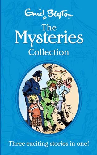 9780603568053: Enid Blyton the Mysteries Collection (Enid Blyton Collection)