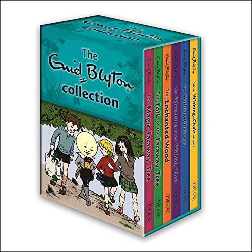9780603568121: The Enid Blyton Faraway Tree & Wishing-Chair Collection