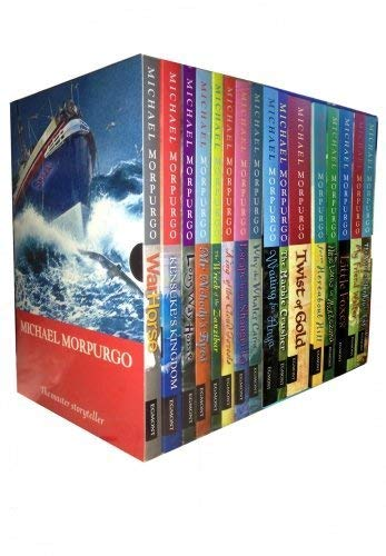 9780603568527: Morpurgo 16 Set Collection