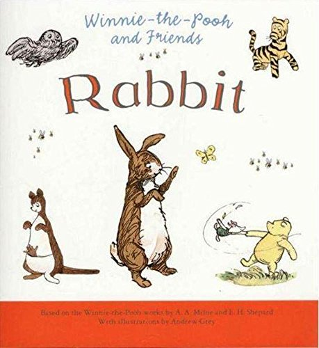 9780603568770: Winnie-the-Pooh and Rabbit