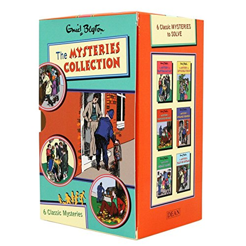 9780603569265: The Enid Blyton Mysteries Collection: Books 7-12 (Mysteries Series)