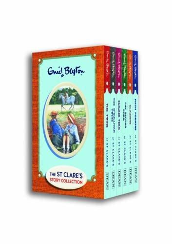 9780603569272: St. Clare's: Books 1- 6