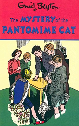 9780603569289: The Mystery of the Pantomime Cat