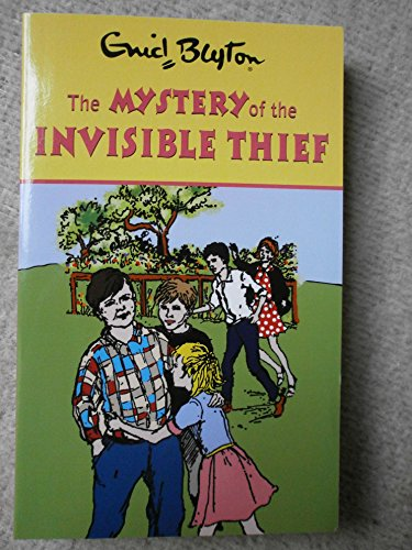 9780603569296: The Mystery of the Invisible Thief.