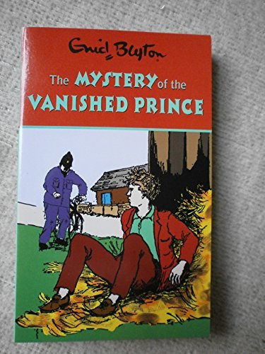 9780603569302: The Mystery of the Vanished Prince