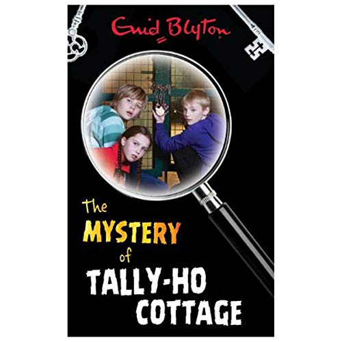 9780603569333: Enid Blyton the Mystery of Tally-Ho Cottage