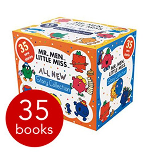 9780603569807: MR MEN ALL NEW 35BK BOXSET