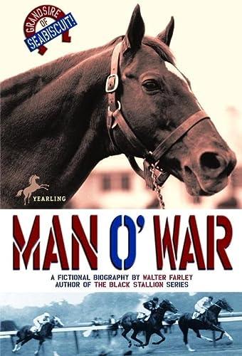 Man O' War (Turtleback School & Library Binding Edition) (Black Stallion): Walter Farley