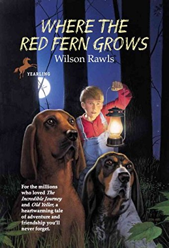 an introduction to the literature by wilson rawls ©teacher created resources, inc 7 #400 literature unit book summary where the red fern grows by wilson rawls (bantam, 1985) billy colman,a young boy living in the ozarks,has a case of puppy love—for two coon hounds.