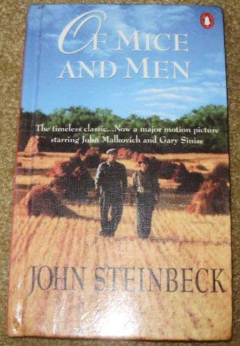Of Mice and Men (0606002006) by John Steinbeck
