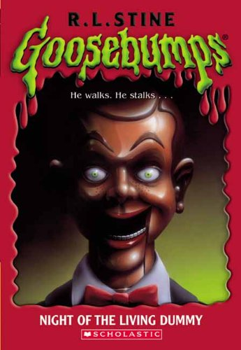 9780606002462: Goosebumps: Night of the Living Dummy