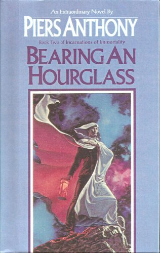9780606002523: Bearing an Hourglass (Incarnations of Immortality)