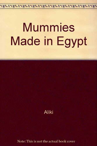 9780606003421: Mummies Made in Egypt