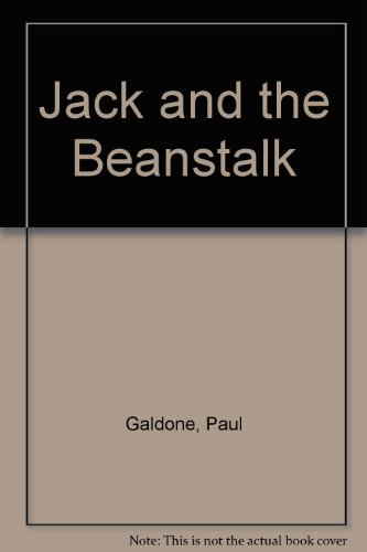 9780606005005: Jack and the Beanstalk
