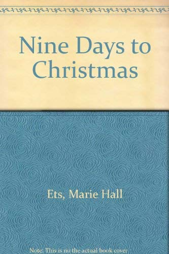 9780606006552: Nine Days to Christmas (Picture Puffins)