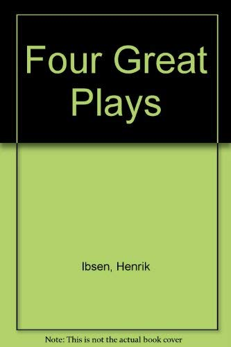 9780606006880: Four Great Plays