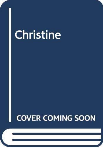 9780606007849: Christine