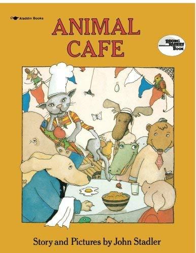 9780606008396: Animal Cafe (Reading Rainbow Book)