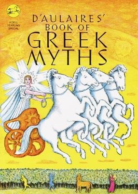 9780606008754: D'Aulaires' Book of Greek Myths