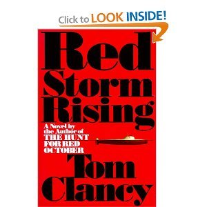 Red Storm Rising (0606009833) by Tom Clancy