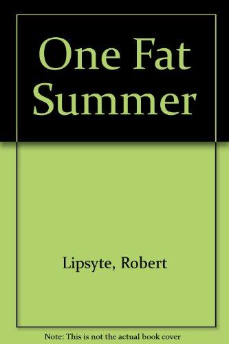 9780606010856: One Fat Summer