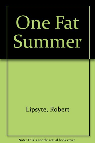 9780606010856: One Fat Summer