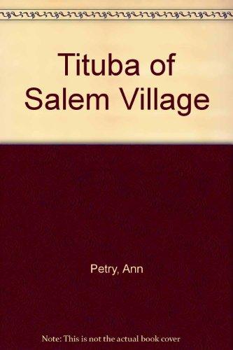 9780606011013: Tituba of Salem Village