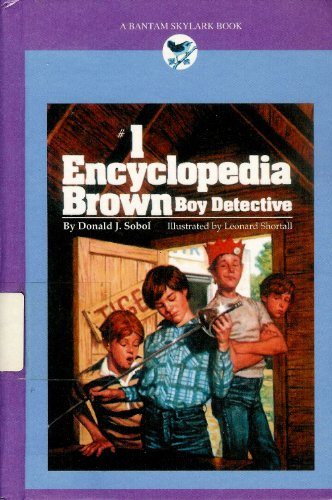 9780606011419: Encyclopedia Brown: Boy Detective