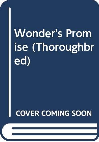 9780606011525: Wonder's Promise (Thoroughbred)