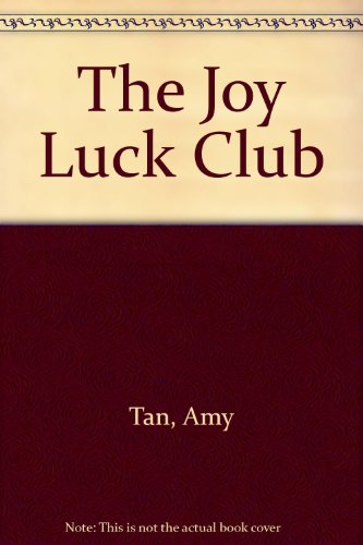 The Joy Luck Club (0606011722) by Amy Tan