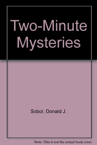 9780606011921: Two-Minute Mysteries