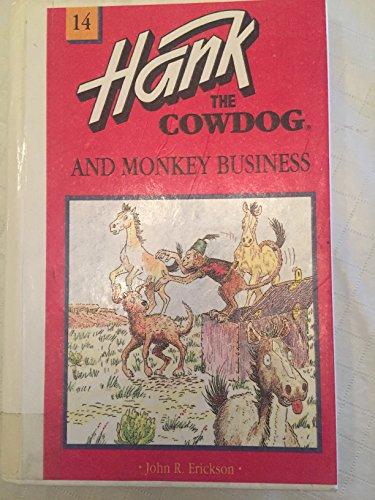 9780606014069: Monkey Business (Hank the Cowdog)