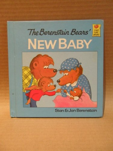 9780606014830: The Berenstain Bears' New Baby (First Time Books)