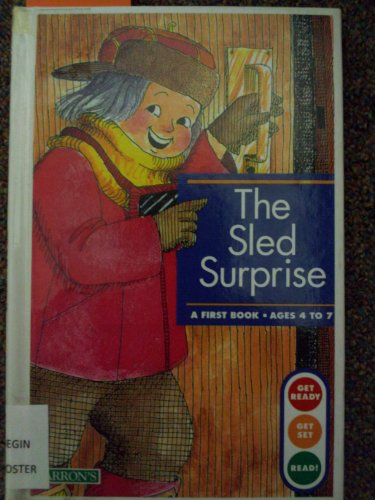 9780606016452: The Sled Surprise