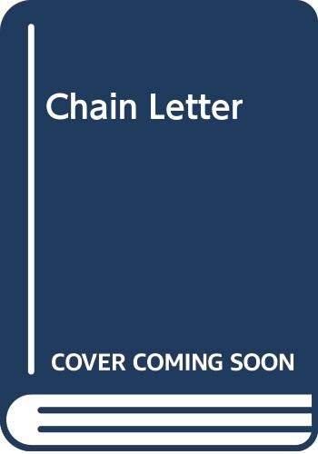 9780606020053: Chain Letter