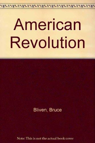 9780606020152: American Revolution