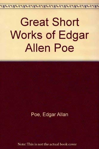 9780606020626: Great Short Works of Edgar Allen Poe