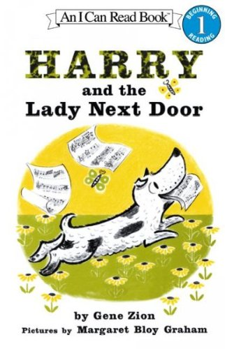 9780606021296: Harry and the Lady Next Door