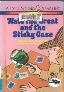 9780606022064: Nate the Great and the Sticky Case