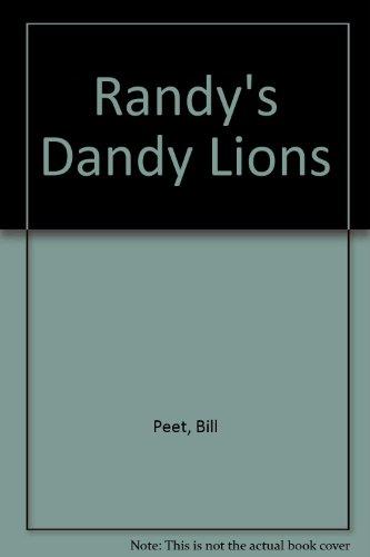 9780606022385: Randy's Dandy Lions