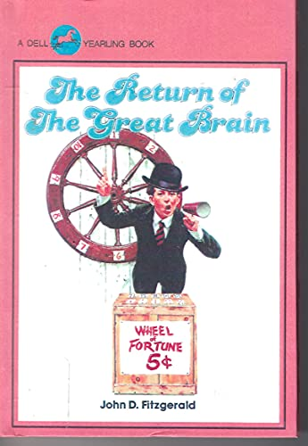 9780606022415: Return of the Great Brain