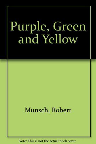 9780606022859: Purple, Green and Yellow