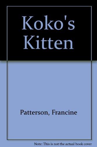 9780606022996: Koko's Kitten
