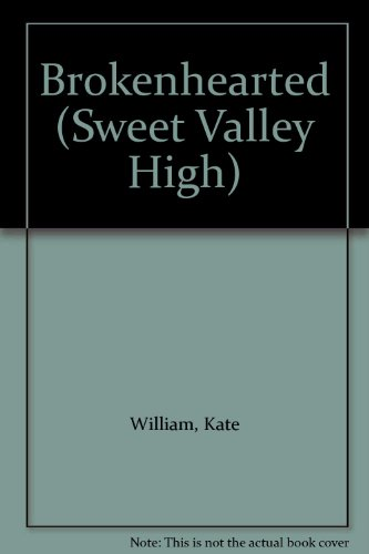 Brokenhearted (Sweet Valley High): William, Kate