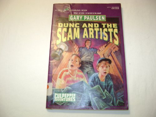 9780606024839: Dunc and the Scam Artists