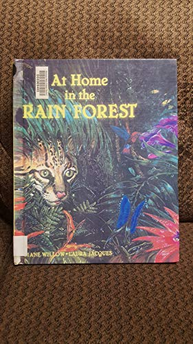 9780606024952: At Home in the Rainforest
