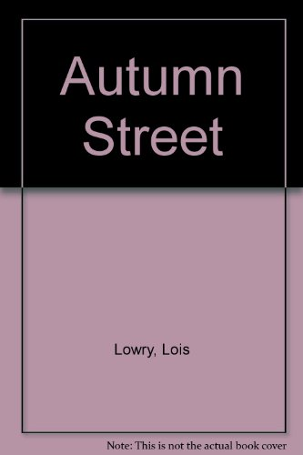 9780606025768: Autumn Street