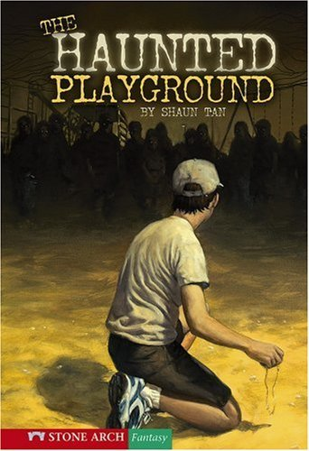 9780606026185: The Haunted Playground (Turtleback School & Library Binding Edition) (Shade Books)