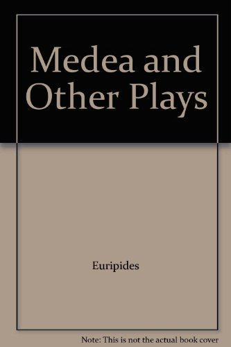 9780606027489: Medea and Other Plays