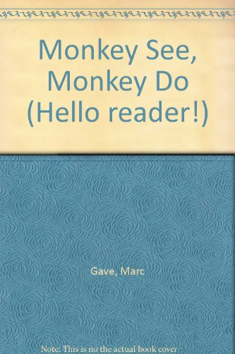 9780606027571: Monkey See, Monkey Do (Hello Reader!)